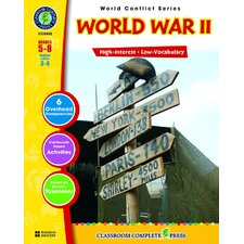 World Conflict Series World War Ii