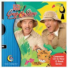 Greg & Steve Readers Cd