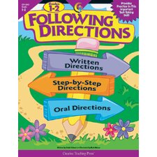 Following Directions Gr 1-2