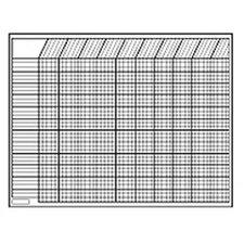 Chart Incentive Horizontal White