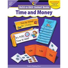 <strong>Creative Teaching Press</strong> Time & Money Build-a-skill Instant