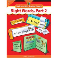 Sight Words Part 2 Build-a-skill