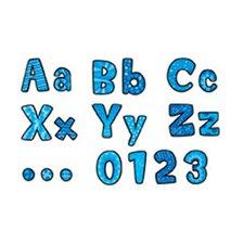 Designs In Blue Designer Letters
