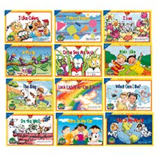 <strong>Creative Teaching Press</strong> Sight Word Readers K-1 12 Books