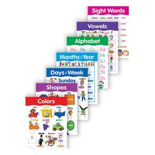 <strong>Creative Teaching Press</strong> Basic Skills 7 Chart Pack