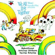 We All Live Together Volume 1 Cd