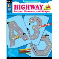 Highway Letters Numbers & Shapes