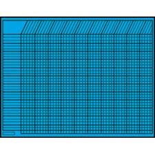 Chart Big Ten Large Horizontal 10pk