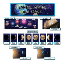 Earth Moon & Stars Mini Bb Set