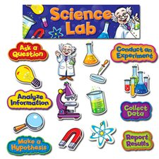 <strong>Creative Teaching Press</strong> Science Lab Mini Bb Set Gr K-5