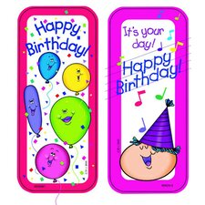 <strong>Creative Teaching Press</strong> Bookmarks Happy Birthday 30/pk