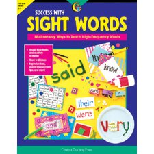 Success With Sight Words Gr 1-3