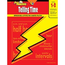 Telling Time 1-2 Math Power
