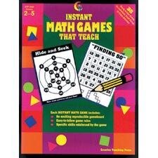 Instant Math Games That Teach