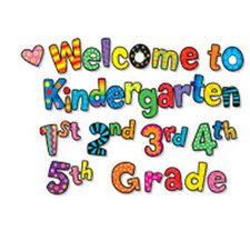 Welcome To Kindergarten 1st 2nd 3rd