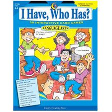 Language Gr 3-4 I Have Who Has