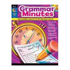 Grammar Minutes Gr 5