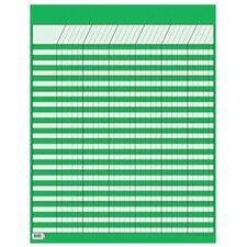 Lg Green Vertical Incentive Chart