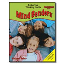 Mind Benders Beginning Book 1 Gr