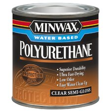 1/2 Pint Water Based Polyurethane 23020