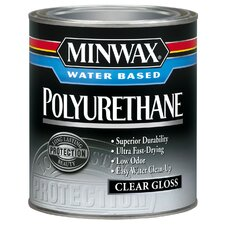 1 Quart Water Based Gloss Polyurethane 63015