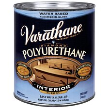 1 Quart Satin Interior Water-Based Diamond Polyurethane Finish® 200241