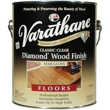 Classic Clear Diamond® Wood for Floors Semi-Gloss