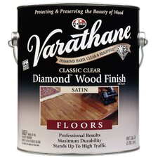 Classic Clear Diamond® Wood for Floors Satin