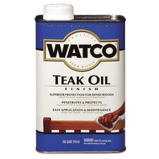 1 Quart Teak Oil Wood