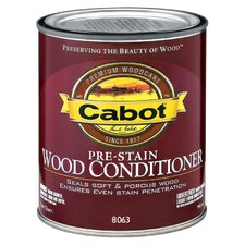 1 Quart Pre-Stain Conditioner Wood