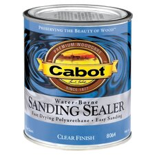 1 Quart Water-Borne Sanding Sealer 144-8064 QT