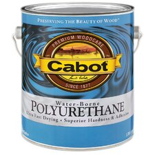 1 Gallon Gloss Interior Water-Borne Polyurethane 144-8080 GL