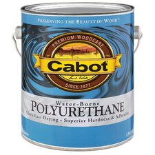 <strong>CabotStain</strong> 1 Gallon Satin Interior Water-Borne Polyurethane 144-8082 GL