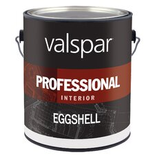 1 Gallon Medium Base Interior Professional Series Paint Eggshell