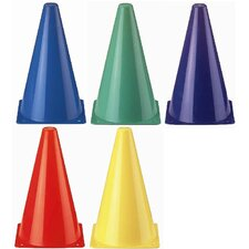 Rainbow Cones (Set of 6)