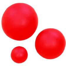 High Density Ball 4 In Coated Foam