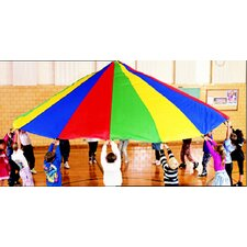 <strong>Dick Martin Sports</strong> 20' Diameter Parachute with 16 Handles