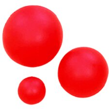 High Density Ball 8 In Coated Foam