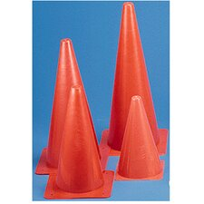 <strong>Dick Martin Sports</strong> Safety Cone 15 Inch With Base