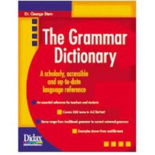 The Grammar Dictionary