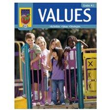 Gr K-1 Values Activities Idea &
