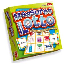 Metric Measures Lotto