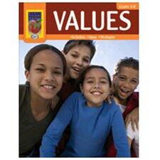 Gr 6-8 Values Activities Idea &