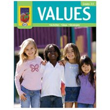 Gr 2-3 Values Activities Idea &