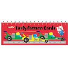 Unifix Early Pattern Book 3