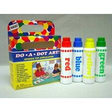 Do-a-dot Markers 4 Asst