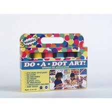<strong>Do A Dot Art</strong> Do-a-dot Art Washable Brilliant 6pk
