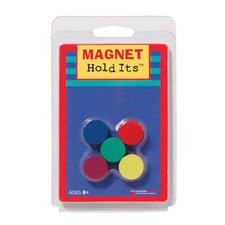 Ten 3/4 Ceramic Disc Magnets
