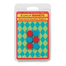 Science Magnets Plastic Encased
