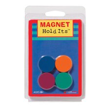 Eight 1 Ceramic Disc Magnets